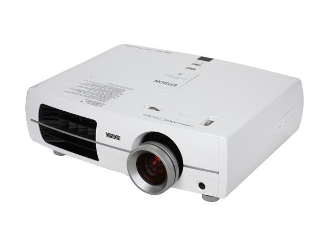 epson powerlite home cinema 8500ub 1080p 1600 lumens home theater rh newegg com  epson projector 8500ub manual
