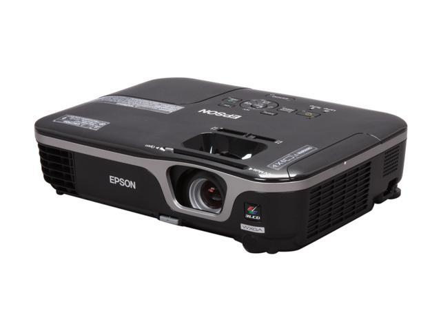 epson ex7210 1280 x 800 2800 lumens 3lcd multimedia projector 3000 1 rh newegg com MacBook Pro to Epson Projector H428a Epson WXGA 3LCD Projector Review