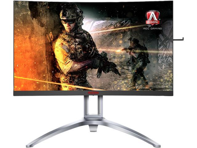 Ide Qhd Curved Led Gaming Monitor - Pwner