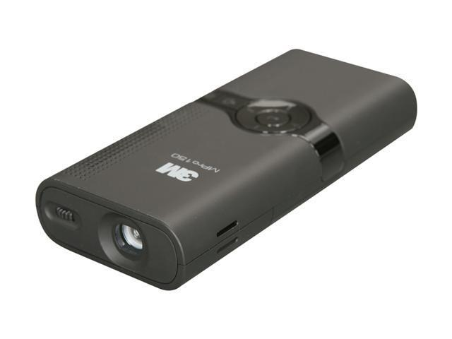 3m mpro150 640 x 480 15 lumens vga lcos pocket projector built in rh newegg com Instruction Manual Book Instruction Manual Book