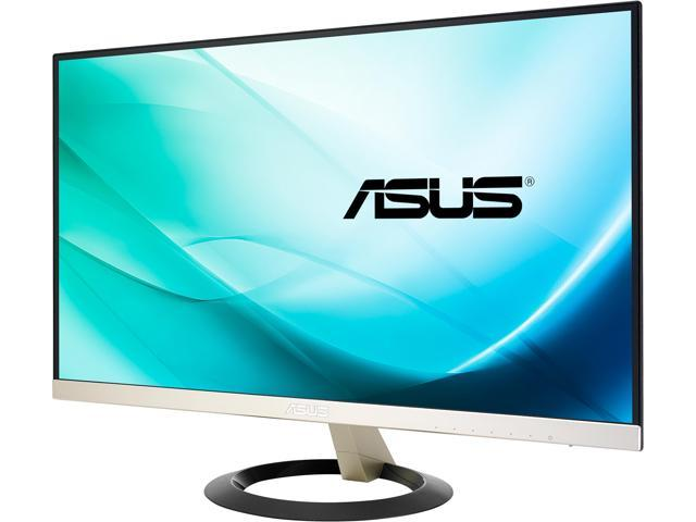 "ASUS VZ239H Frameless 23"" 5ms (GTG) IPS Widescreen LCD/LED Monitors, HDMI 1920 x 1080 Ultra-Slim Design, w/ Eye Care Feature and Flicker Free Technology, 178/178 Viewing Angle and Build in Speakers"