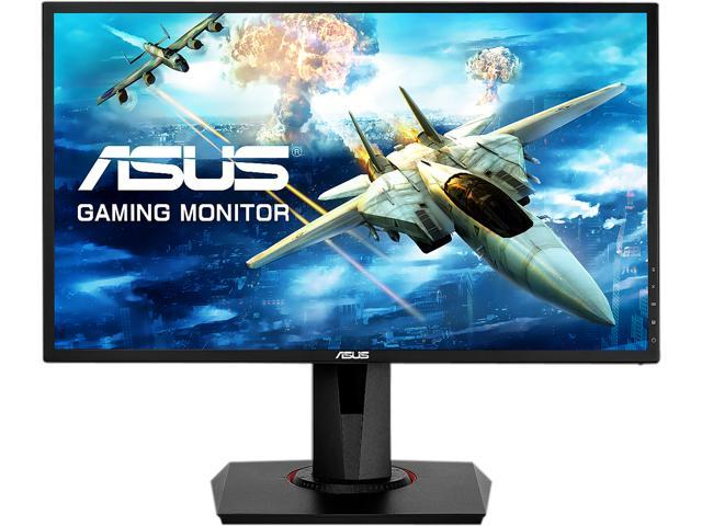 "ASUS VG248QG 24"" Full HD 1920 x 1080 0.5ms 165Hz(overclockable) Gaming Monitor, G-SYNC Compatible, Adaptive-Sync, ASUS Eye Care with Ultra Low-blue Light & Flicker-Free Technology"