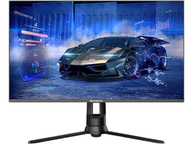 "Westinghouse WM32DX9019 32"" WQHD 2560 x 1440 2K Resolution 144Hz HDMI DisplayPort AMD FreeSync Technology ..."