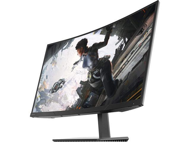 "Pixio PXC243 24"" Full HD 1920 x 1080 144Hz 3ms DVI HDMI DisplayPort AMD FreeSync Technology Belzeless Design LED Backlit Premier eSports Curved Gaming Monitor"