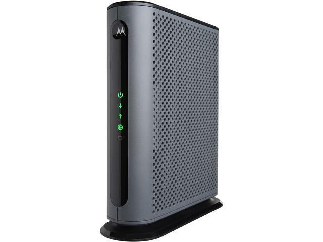 Motorola Ultra Fast DOCSIS 3 1 Cable Modem, Model MB8600, Plus 32x8 DOCSIS  3 0, Certified by Comcast XFINITY and Cox - Newegg com