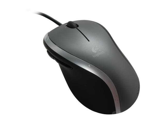 5075e917568 Logitech MX400 2-Tone 5 Buttons Tilt Wheel USB or PS/2 Wired Laser Mouse -  Newegg.com