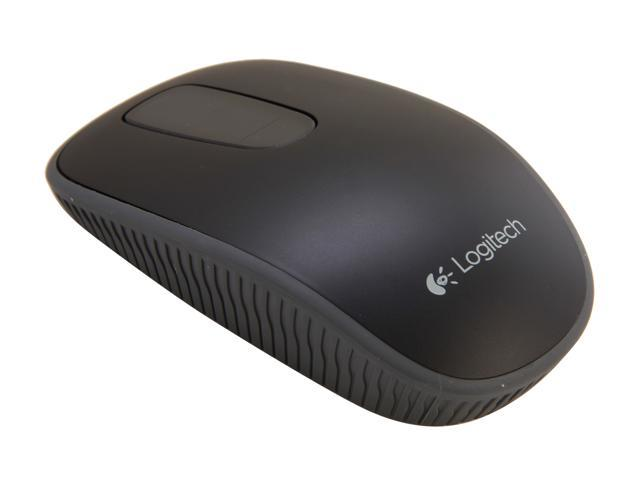 Logitech T400 910-003041 3 Buttons Touch Scroll USB RF Wireless Optical  1000 dpi Zone Touch Mouse - Newegg com