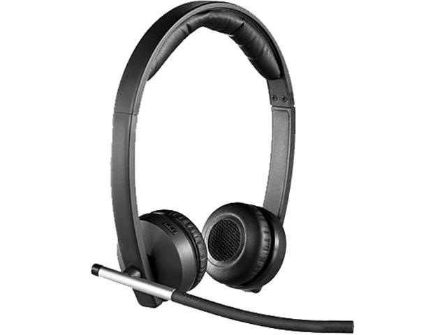 c9af3135606 Logitech Wireless Headset H820e - Stereo - Wireless - DECT - 328.1 ...