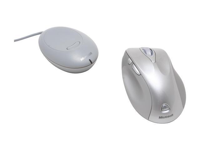68e3f35fee6 Microsoft Wireless Laser 6000 B7H-00001 White 5 Buttons Tilt Wheel USB RF Wireless  Laser Mouse - OEM