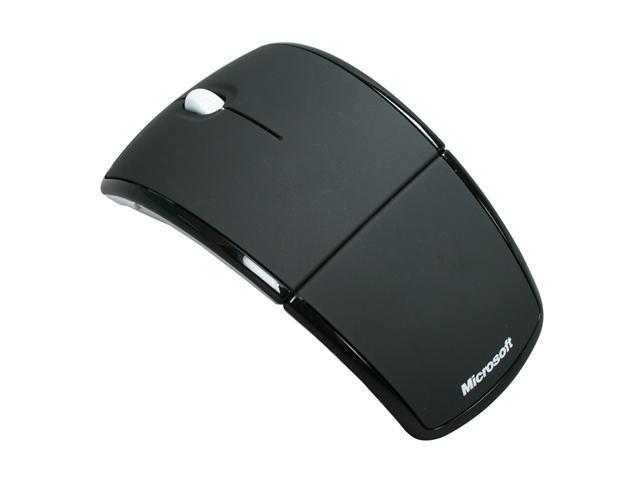 3315cb00fad Microsoft Arc Mouse - Black - Newegg.com
