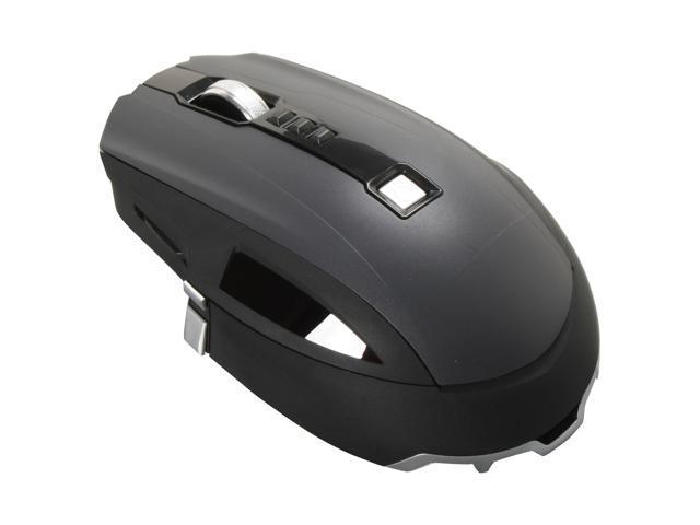824cd4412fe Microsoft SideWinder X8 Black 12 Buttons Tilt Wheel 2.4GHz Wireless 4000  dpi Gaming Mouse