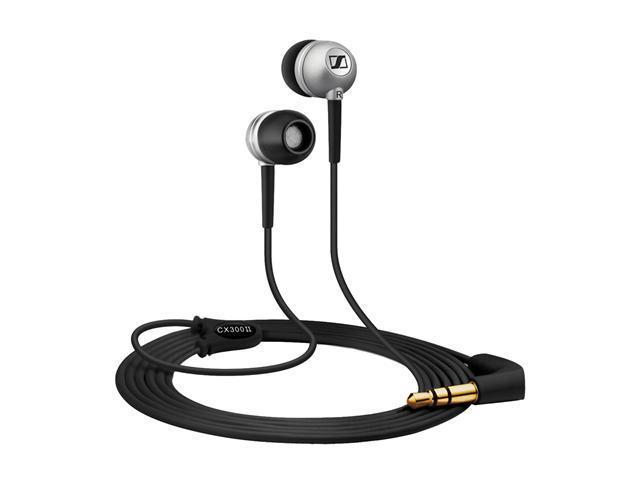 c27dd24a8a2 Sennheiser CX 300-II Precision In-Ear Headphones - Black - Newegg ...