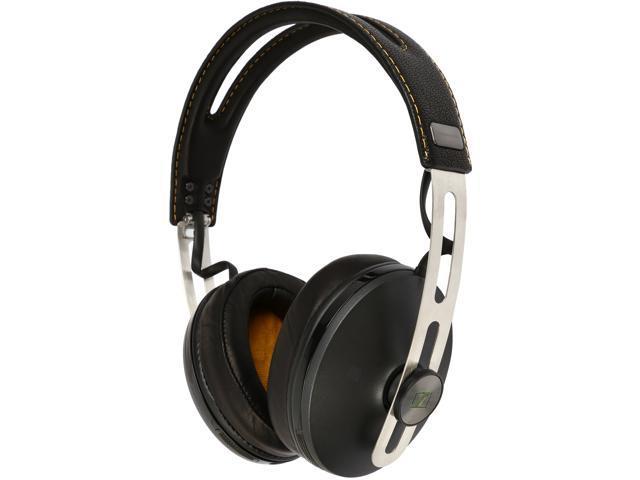 Sennheiser Momentum Bluetooth Around-Ear Headphone-Black - Newegg com