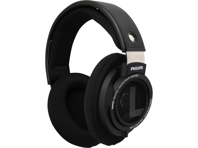 ed8158eef1b Philips Performance SHP9500 Over-Ear Open-Air Headphones- EXCLUSIVE - Black
