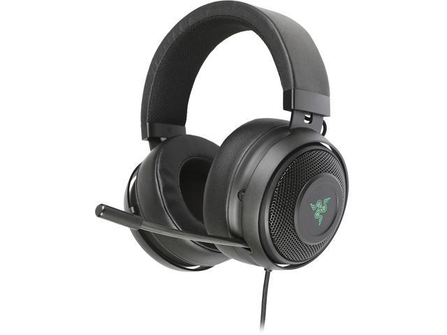 Razer Kraken 7.1 Chroma V2 USB Gaming Headset - 7.1 Surround Sound with  Retractable Digital Microphone fae9ef051a