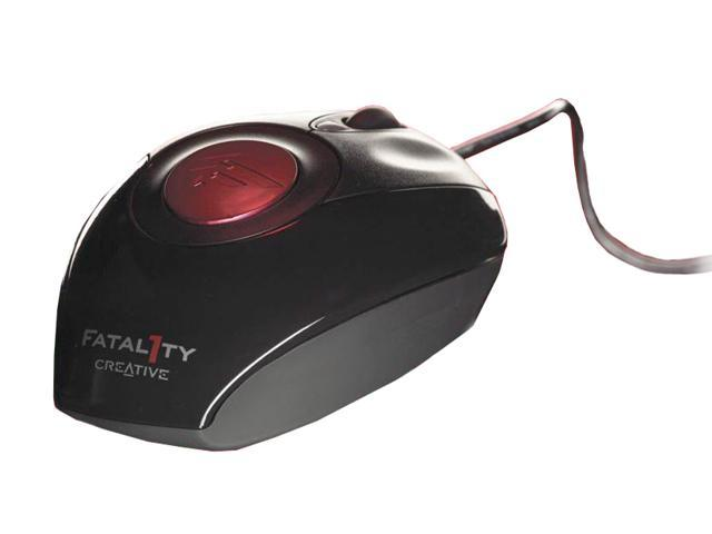 NEW DRIVERS: CREATIVE FATAL1TY 1010 MOUSE