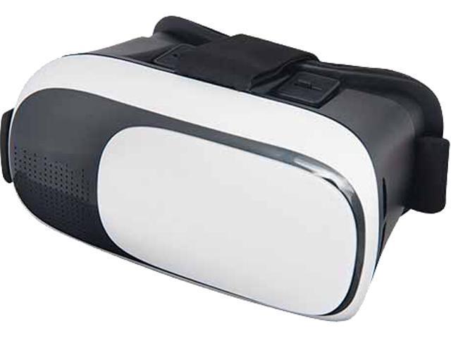 6d4740f3658cc Link Depot LD-VRG-WH White Black VR Headset - Newegg.com
