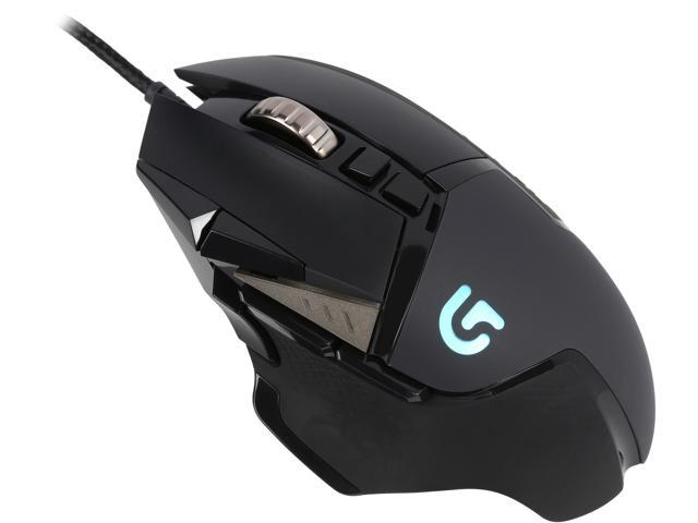 Logitech G502 Proteus Spectrum RGB Tunable Gaming Mouse (910-004615) -  Newegg com
