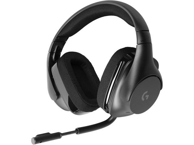 Logitech Wireless Gaming Headphones G533