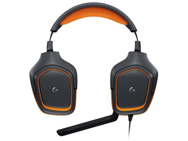 8bd2da67d57 Logitech G231 Prodigy 3.5mm Connector Circumaural Gaming Headset