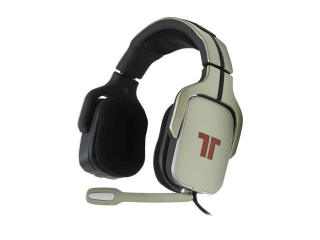 TRITTON AX PC Pro 5.1 True Surround Sound Headset, 8 Precision Speakers, Designed For PC – USB Input Only