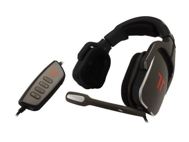 588617fb15c TRITTON AX51 Pro 5.1 True Surround Sound Headset WITH 8 PRECISION SPEAKERS,  DESIGNED for PC – 3.5mm Analog Input - Newegg.com