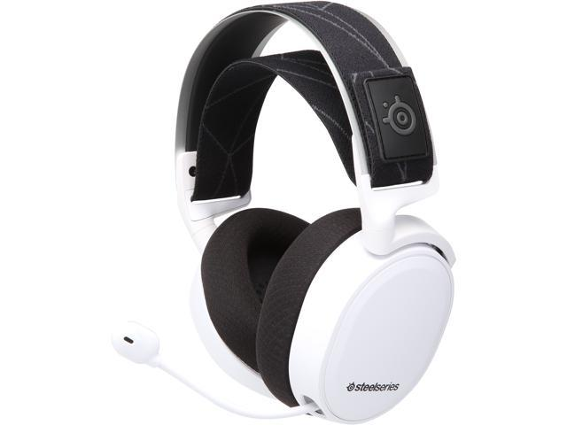 8ece30c5e7a SteelSeries ARCTIS 7 2.4 GHz Wireless Headset - White - Newegg.ca