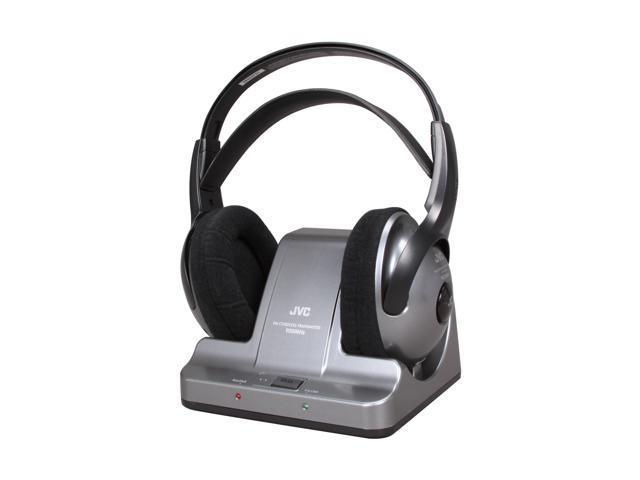 JVC HA W600RF Circumaural 900 MHz Wireless Stereo Headphone