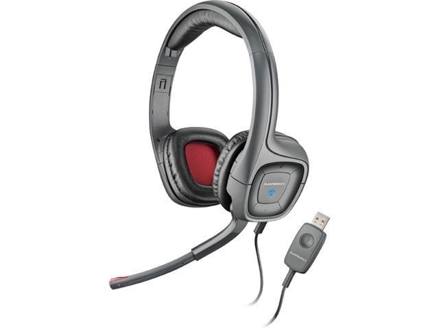 plantronics audio 655 dsp usb connector circumaural stereo headset rh newegg com