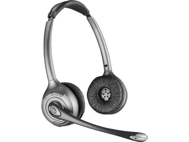 2da5a13bfc3 PLANTRONICS Savi WH350 Supra-aural Headset - Newegg.com
