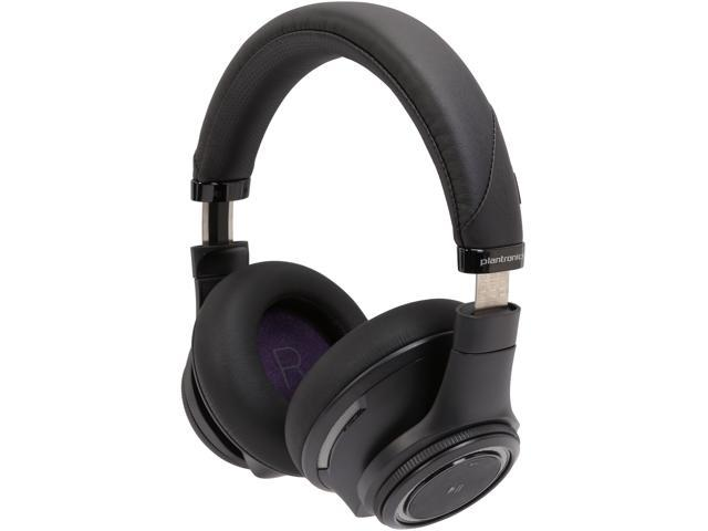 f087de1940a Plantronics Backbeat Pro Wireless Active Noise Cancelling Headphones with  Mic – Black