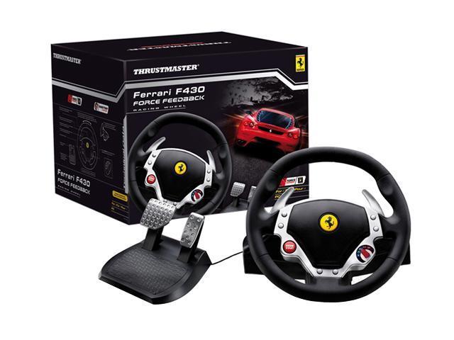 thrustmaster 2969088 joystick newegg com rh newegg com Clear Bra Ferrari F430 thrustmaster ferrari gt f430 wireless cockpit manual