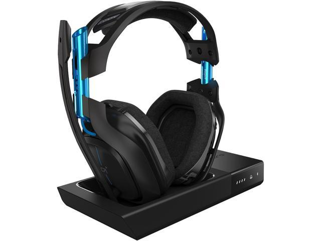 c20573815a0 ASTRO Gaming A50 Wireless Dolby Gaming Headset - Black/Blue - PlayStation 4  + PC