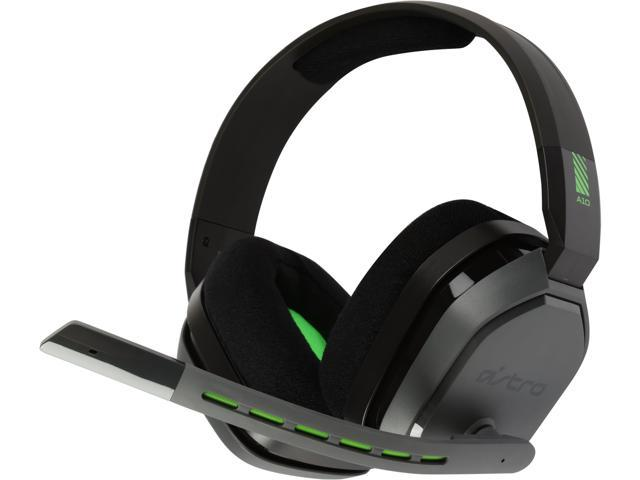 Astro Gaming A10 Gaming Headset Green Black Newegg Com