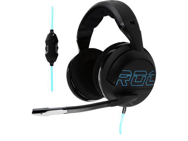 3708471eba0 ROCCAT Kave XTD Stereo PC Gaming Headset - Newegg.com