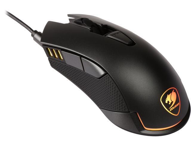 85b1893b1d0 COUGAR Revenger 12000 DPI High Performance RGB Pro PFS Gaming Mouse -  Newegg.com