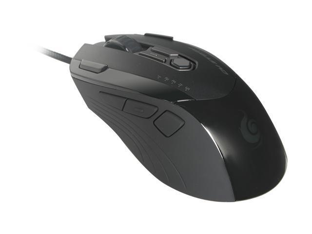 COOLER MASTER Inferno SGM-4000-KLLN1-GP Wired 4000 dpi MMO RPG Gaming Mouse  - Newegg com