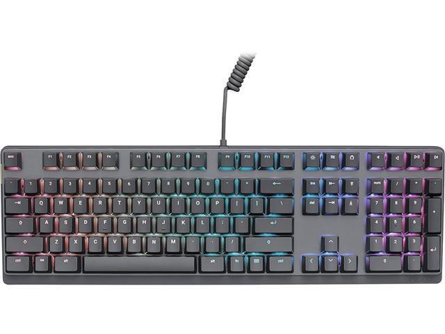Mionix Wei Mechanical Keyboard US layout (Black/Gray) - Newegg com