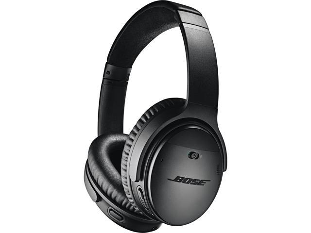 97b40d476ef Bose QuietComfort 35 Wireless Headphones II - Black - Newegg.com
