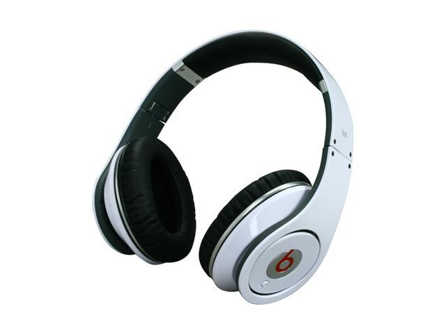 d1963747335c Beats by Dr. Dre Studio On Ear High-Definition Headphone (White)
