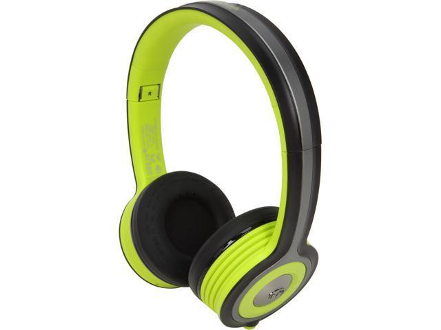 036bc6c0c3f Monster iSport Freedom Wireless Bluetooth On-Ear Headphones (Green)