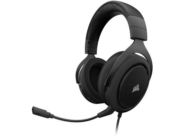 Corsair HS60 Surround Stereo Gaming Headset with 7.1 Surround Sound ...