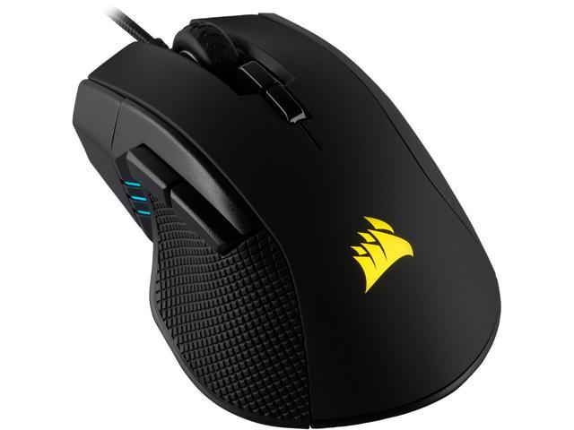 7c40582f0a5 CORSAIR IRONCLAW RGB, FPS/MOBA Gaming Mouse, Black, Backlit RGB LED,