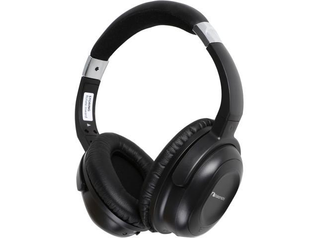 57dbb52e805 NAKAMICHI ANC80 Active Noise Cancellation Over-Ear Headphones ...