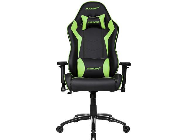 AKRACING Core Series SX Green Gaming Chair Ergonomic PU