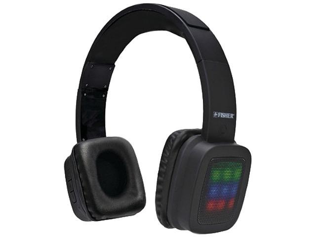 7c32591d988 Fisher Black FBHP950 Solo Party Bluetooth Over-ear Headphones With  Microphone