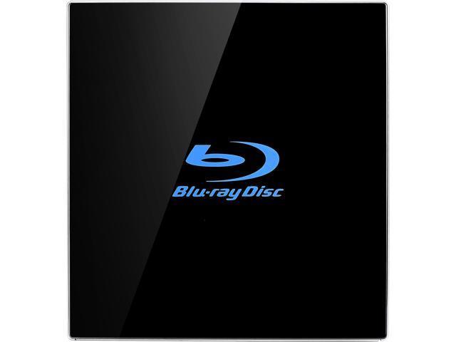 LITE-ON External Ultra-Slim Portable BD Writer, USB 3 0, UHD - Model EB1 -  Newegg com