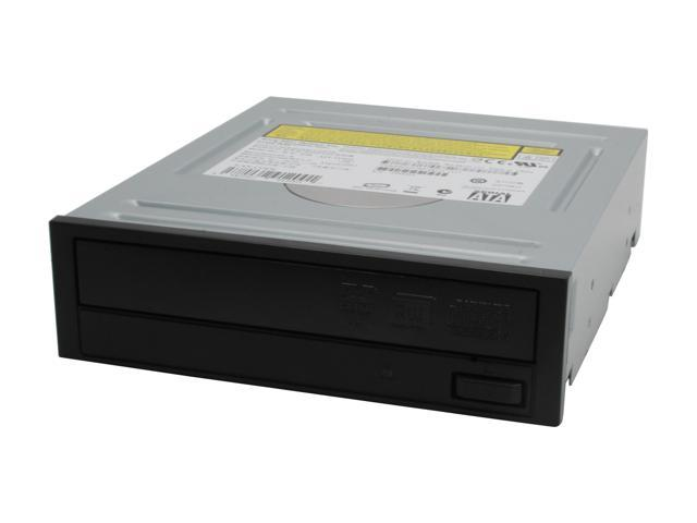 Sony Optiarc 20X DVD±R DVD Burner Black SATA Model AD-7190S