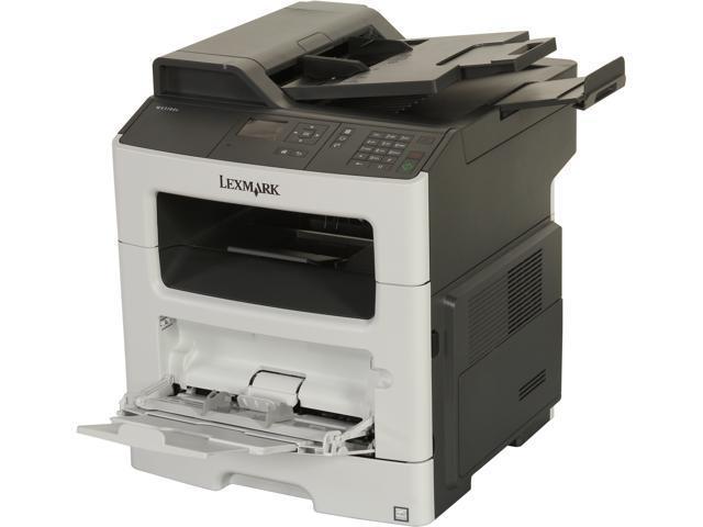 Lexmark MX310dn (35S5700) Up to 35 ppm 1200 x 1200 dpi USB/Ethernet  Monochrome Duplex Laser Printer - Newegg com