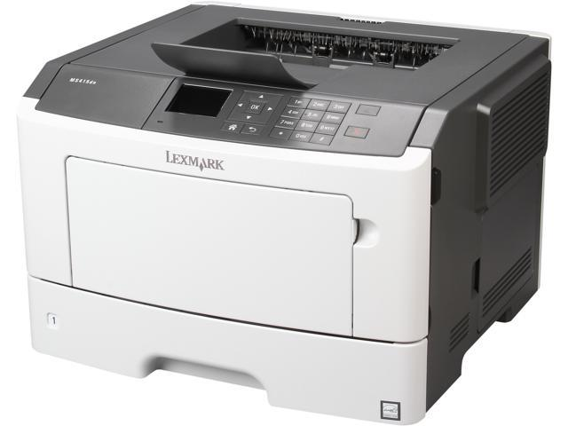 Lexmark MS410 MS415dn Plain Paper Print Up To 37 Ppm 1200 X Dpi Color
